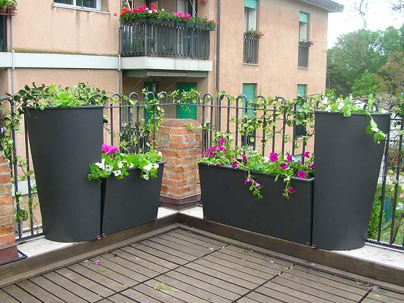 Fantastico Tende Per Balcone Galleria Di Tenda Idea
